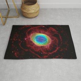 Ring Nebula Rug