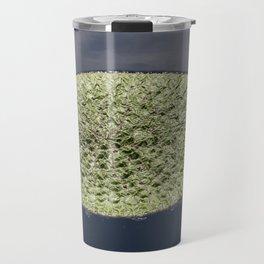 Crinkle Lily Pad Travel Mug