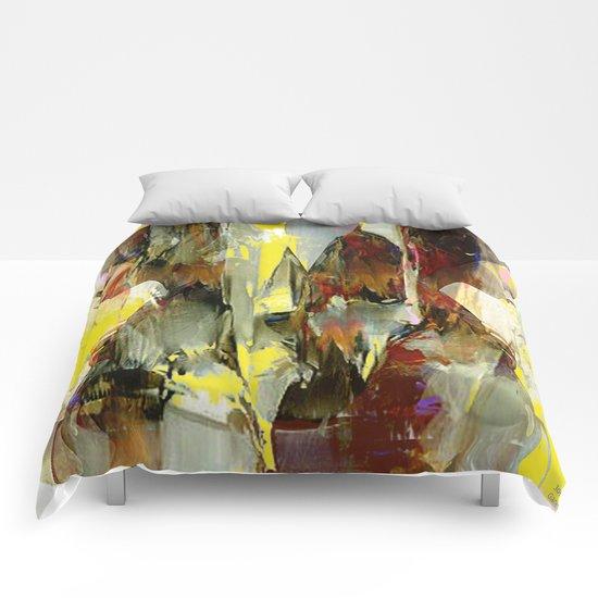 Bilocation Comforters