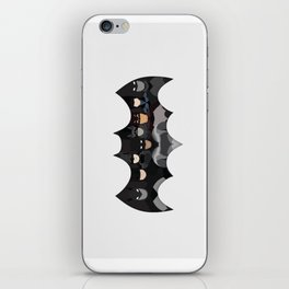 Who is the Bat? iPhone Skin