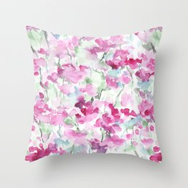 Divine Feminine Throw Pillow
