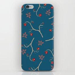 Garden Brier iPhone Skin