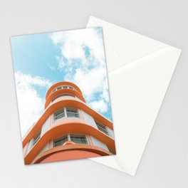 Waldorf Towers, South Beach Miami Stationery Cards