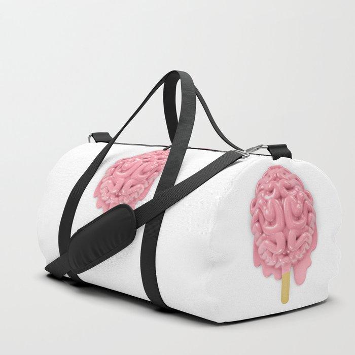 Popsicle brain melting Duffle Bag