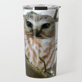 Bright eyed and bushy tailed Travel Mug