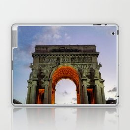 Victory Arch - Genoa Laptop & iPad Skin