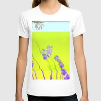 palm trees T-shirts featuring Palm Trees by LeeandPeoples