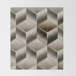 Cubist Throw Blanket
