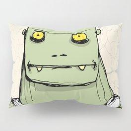 Monster & Teddy Pillow Sham