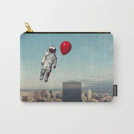 Above the World Carry-All Pouch