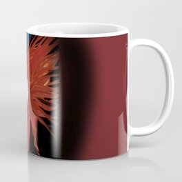 Fire Woman Coffee Mug
