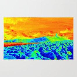 Thermal art 082 Rug