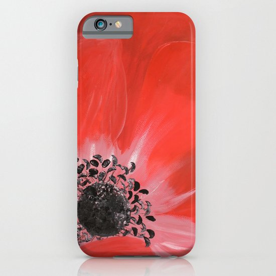 """oh dear poppy"" iPhone & iPod Case"