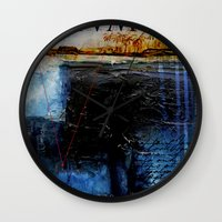 the 100 Wall Clocks featuring 100 by kalani