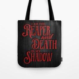 The Reaper - Red Rising Tote Bag