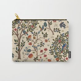 "William Morris ""Kelmscott Tree"" 1. Carry-All Pouch"
