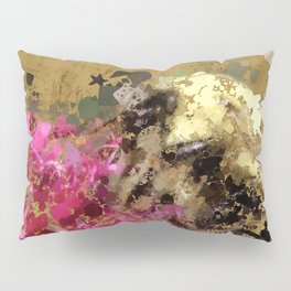 Bumbly Bee Pillow Sham