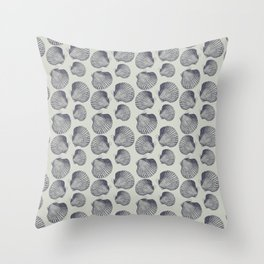 marinera Throw Pillow