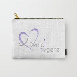 I (heart) Dental Hygiene Carry-All Pouch