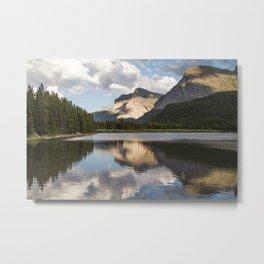 Fishercap Lake Metal Print