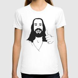 Jesus Ain't Mad At Ya T-shirt