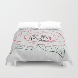 All mad Duvet Cover