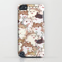 Hamster Paradise iPhone Case