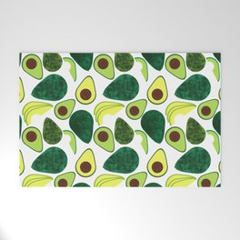 Avocados Welcome Mat