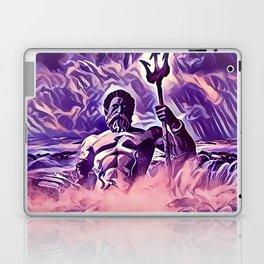 Poseidon - God of the Sea Laptop & iPad Skin