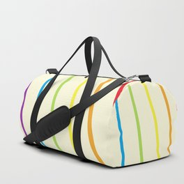 Finding the Rainbow Duffle Bag