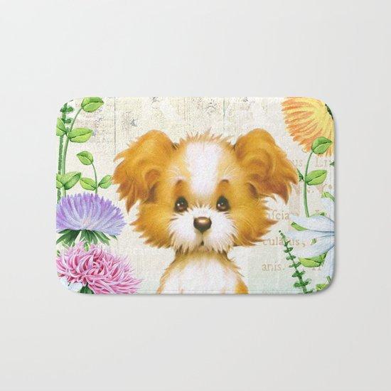 Sweet animal #3 Bath Mat