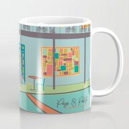 Page & Palette, Fairhope, Alabama Coffee Mug