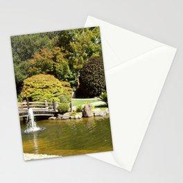 Japanese Gardens 100 0052 Stationery Cards