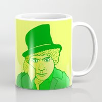 marx Mugs featuring Harpo by Rachcox