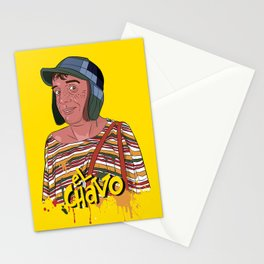 El Chavo del Ocho - Chespirito Stationery Cards