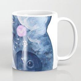 The rabbit mask Coffee Mug