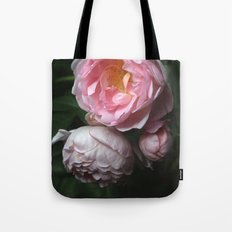 Garden Rose Tote Bag