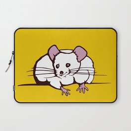 Fat mouse Laptop Sleeve