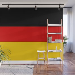 Flag of Germany - Authentic High Quality image Wall Mural