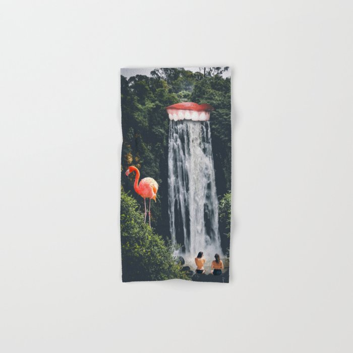 Mother Nature Hand & Bath Towel