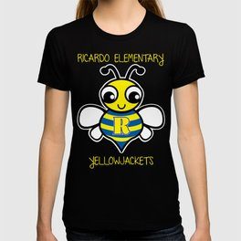 Ricardo Elementary Yellowjackets T-shirt