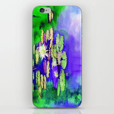 Secret Pond iPhone & iPod Skin