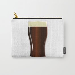 Pint Beer Glass Carry-All Pouch
