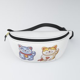 Lucky Cats Fanny Pack