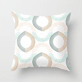 Celtic Arrow #minimal Throw Pillow