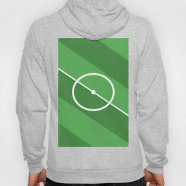 Football Pitch Hoody