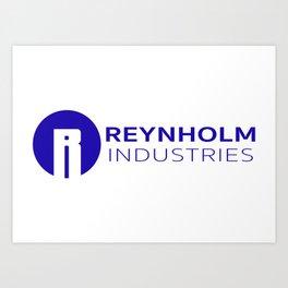 Reynholm Industries - The IT Crowd Art Print