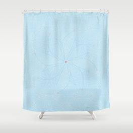 WinterZauber Shower Curtain