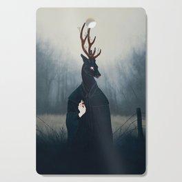 Deep Forest Saint Cutting Board