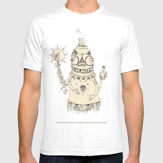 High Mr Meatbell T-shirt